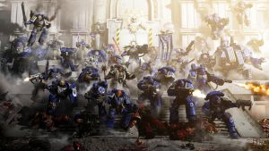Defence of Ultramar by Joazzz2