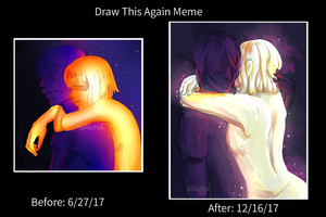 Draw this Again (again) by akittyk