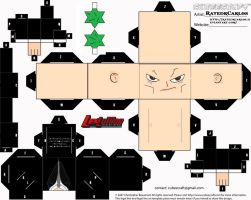 Cubeecraft Lex Luthor by RatedrCarlos