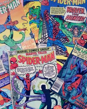 Thank you, Mr. Ditko by jtchan