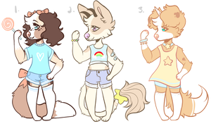 CLOSED l Kidcore Adopts 2 by Sno-berry