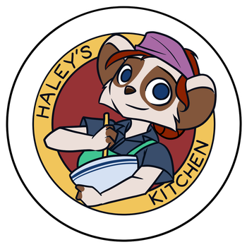 Haley's Kitchen Label by SeptemberSignal