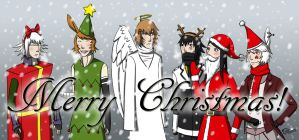 Merry Christmas 2014 by CPT-Elizaye