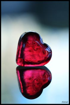 Heart of glas by Altrial