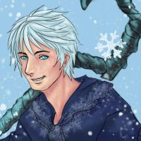 Jack Frost by dysfunctionalartist
