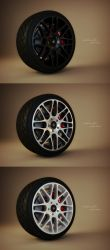 wheel No3 by mikeandlex