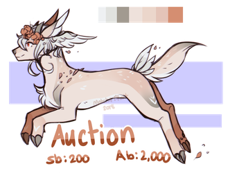 Auction to Adopt (CLOSED) by Matcha-Mutt
