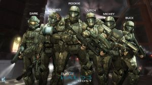 Halo 3: ODST - Family's Photo by KaotiKing