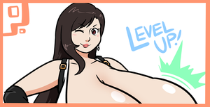 Tit-fa Lockhart preview! by Lewdsona