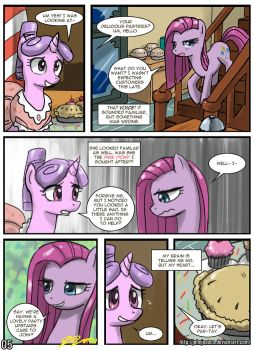 North Star Dwells Page 05 by johnjoseco