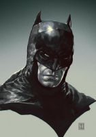 Goddamn Batman by NeerajMenon