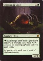 Scavenging Ooze alter by MimiMunster
