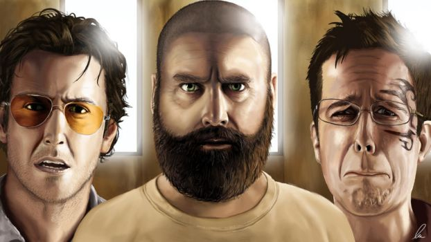 The Hangover Part 2 by xric