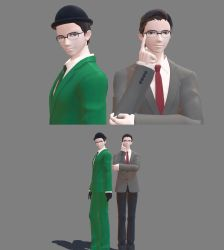 Edward Nygma Model DL (Updated) by CatWoman19