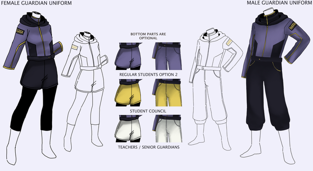 SOH: Guardians Jacket by soh-rp