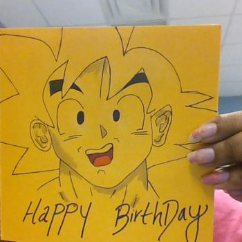 birthday card i made for my teacher by Johnnycageisdabest