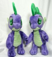 Double Spikes!~ by Cryptic-Enigma