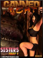 CANNE MEAT 15 ON SALE NOW! by PerilComics