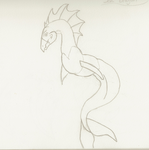 Sea Dragon by AbyssinalPhantom
