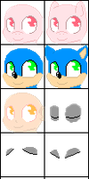 Free kawaii Human/Sonic/Pony icon base by Rebecca-doodles