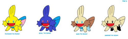 Deviantart The Mudkip Page 2 by kk2005mudkipart