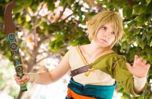Ordon Link by NeverUnearthed