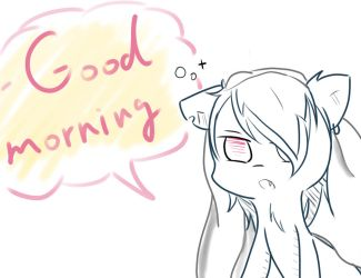 Good bloody morning. by xXMuffin-the-BitchXx