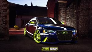 Audi S5 Coupe1366 by x-tomi