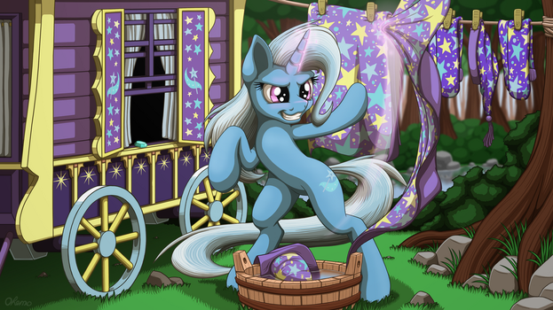 Laundry by Ohemo