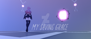 [MMD] My Saving Grace by o0Glub0o