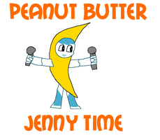 Peanut Butter Jenny time by Dragonrider1227