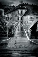 Postcard from Graz VII by Michela-Riva