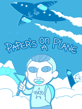 Paper's on a plane by Paper-Plate