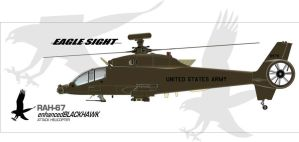 S-67 US Army by alanqua