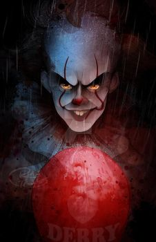 Pennywise The Dancing Clown by RootisTabootus