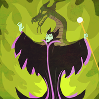 Terrible Tuesday - Maleficent by KahunaBlair