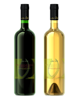 Verde Wine Bottle - 20.01.08 by GotGfx