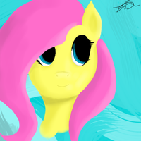 Flutters by MaybyAGhost
