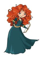 merida by weiliwonka