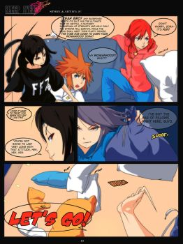 SleepOver PG: 10 by OverlordJC