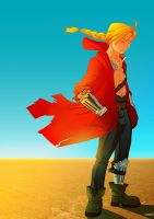 Elric by charco