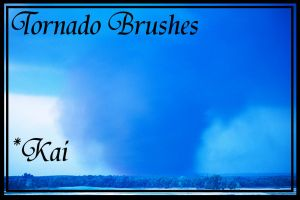 Tornado Brushes by KaiPrincess
