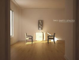 Two empty spaces by polperdelmar