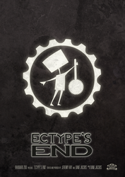 Ectype's End Film Poster by Ninja-raVen