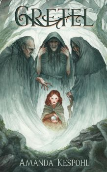 Gretel - Bookcover by NatasaIlincic