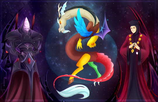 One person to act them all by Koveliana
