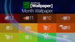 [MonthWallpaper] - Wallpaper for Windows 8 by MilesAndryPrower