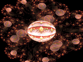 Bulb in crystal ball by Andrea1981G