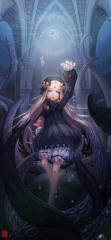 (Fate/GO) Abigail Williams by hotpppink