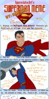 Superman Meme by Harseik by Harseik
